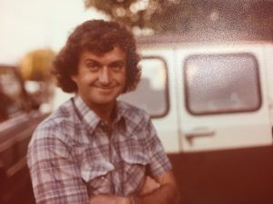 Wayne Youngkin whose body was found in a Brighton septic tank - having lain hidden for 30 years.