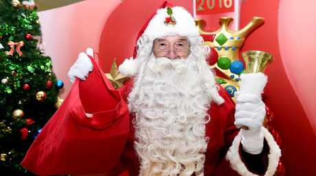 Santa Claus is coming to Boonah.
