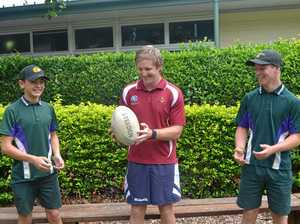 Rugby league class in session next year at Lockyer High