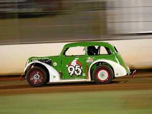 Speedway revs up the region