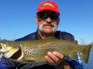 Big Merv to chase big barra at Lake Prossie