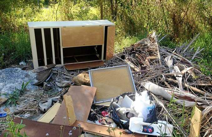 Local councils are cracking down on illegal dumping.