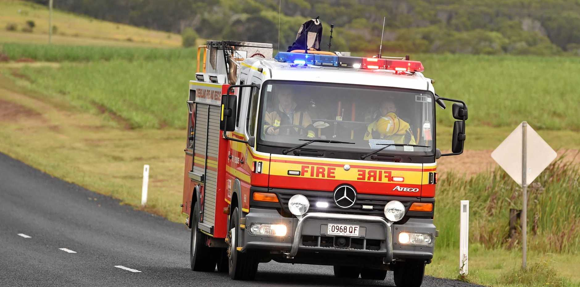 Queensland Fire and Rescue issued call out fees for more than 10,000 jobs last year.