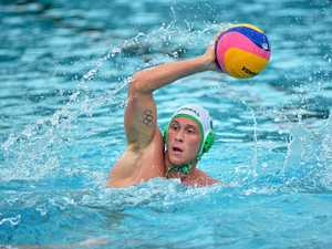 Olympian to coach sessions during water polo camp