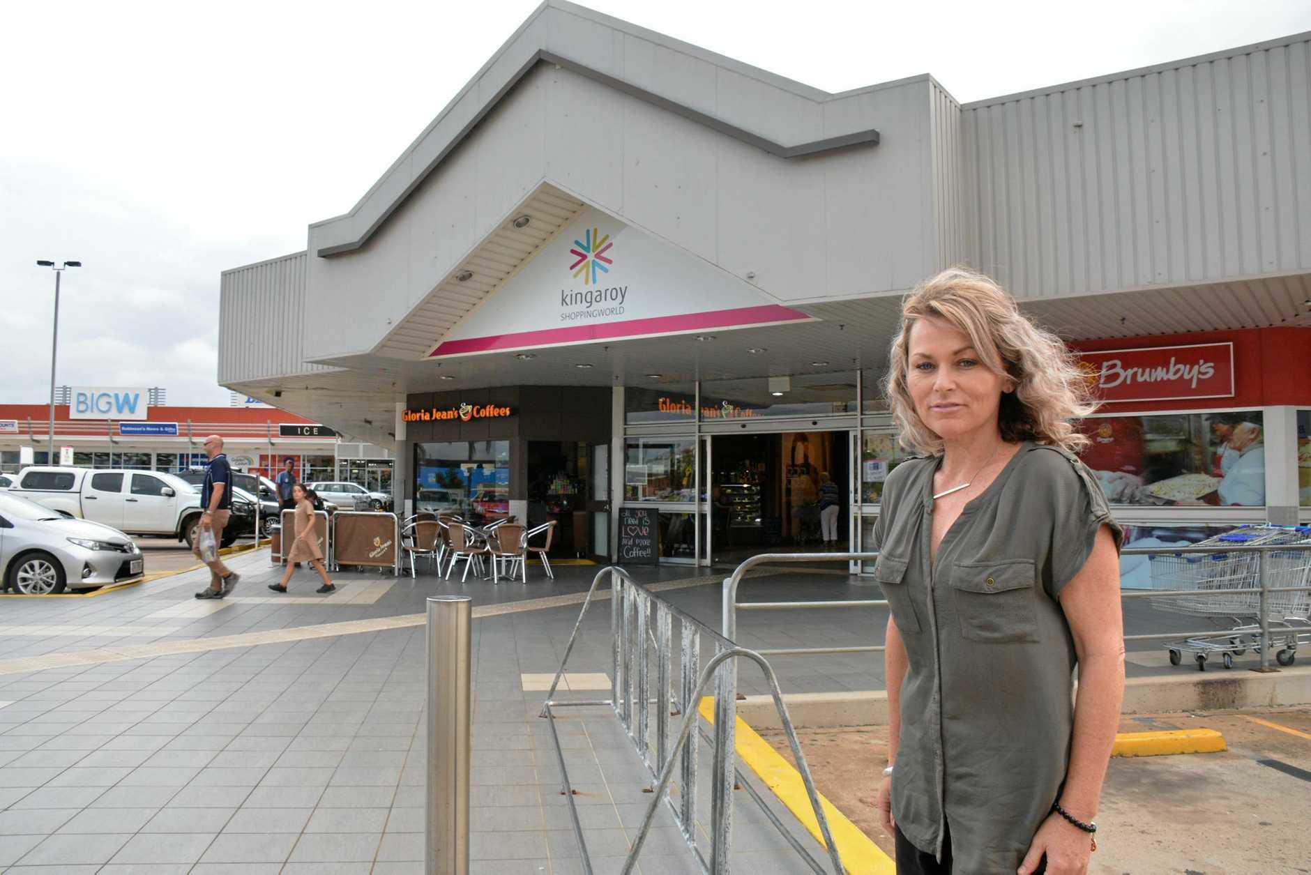 Kingaroy Shoppingworld Centre Manager Karen Dennis.