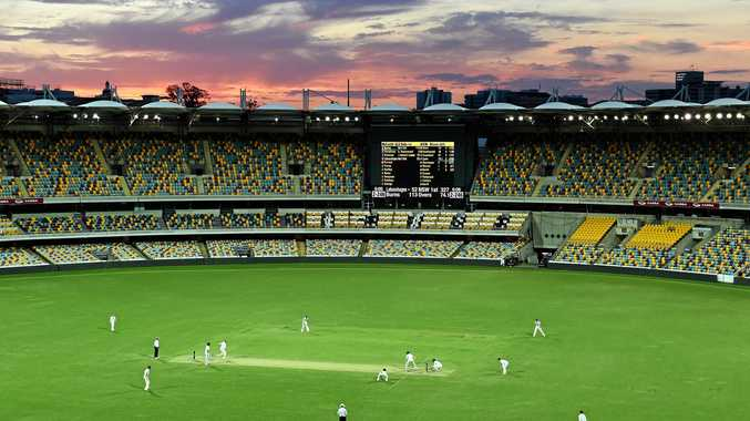 The Gabba will host this week's day-night Test between Australia and Pakistan.