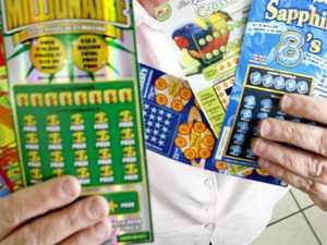 $20,000 win on $2 scratchie: 'I didn't believe it'
