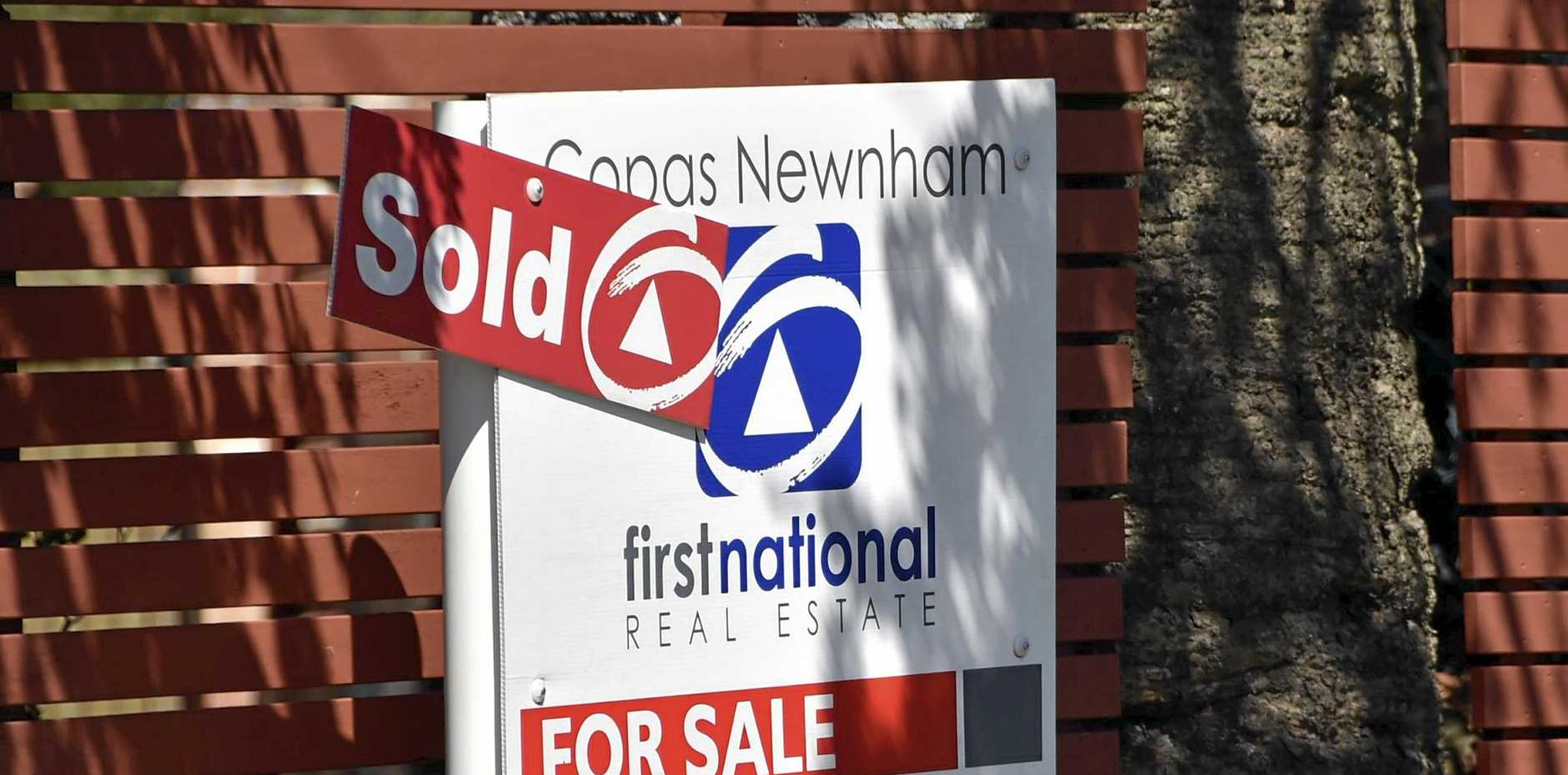Rockhampton has recorded a double digit increase in median house prices over the last quarter.