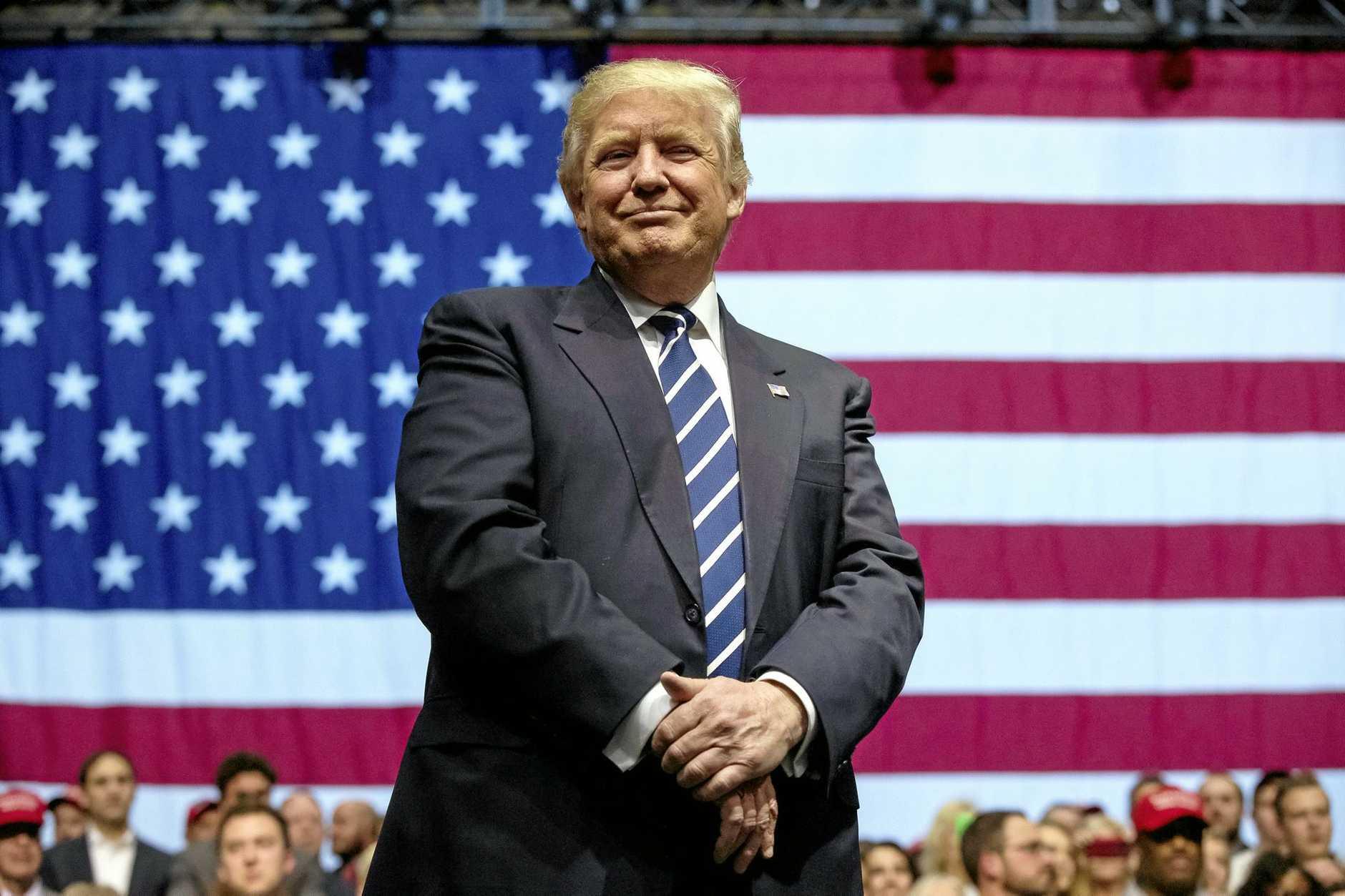 US President-elect Donald Trump.