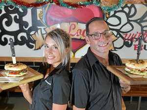 To locals and disadvantaged: burgers with love this Christmas