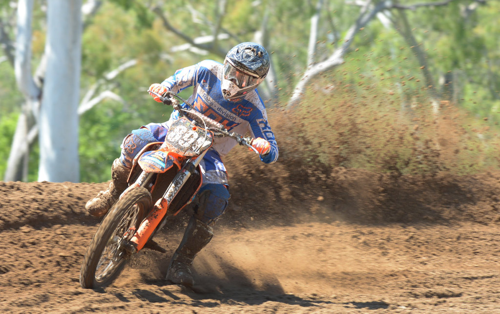 Green Light For Motocross Track On Private Property Daily Examiner