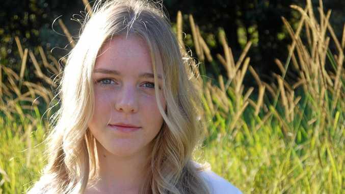 AWARDED: Byron Shire singer songwriter Hannah Parrington.