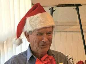 National Seniors get into the spirt of Christmas