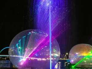 Sunshine Plaza Riverwalk to explode in festive colour