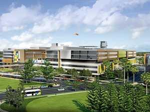 REVEALED: Drone unveils Coast's new $1.8b hospital