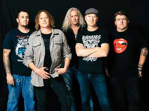 The Screaming Jets are coming to town