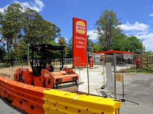 Hungry Jack's opening delayed until January
