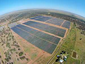 $40m solar farm powers in to regional town