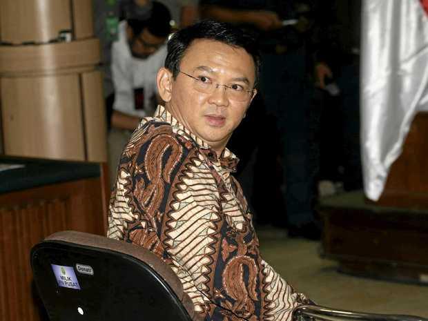 Jakarta Governor Basuki Tjahaja Purnama, popularly known as