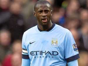 Yaya Toure cops ban for drink-driving