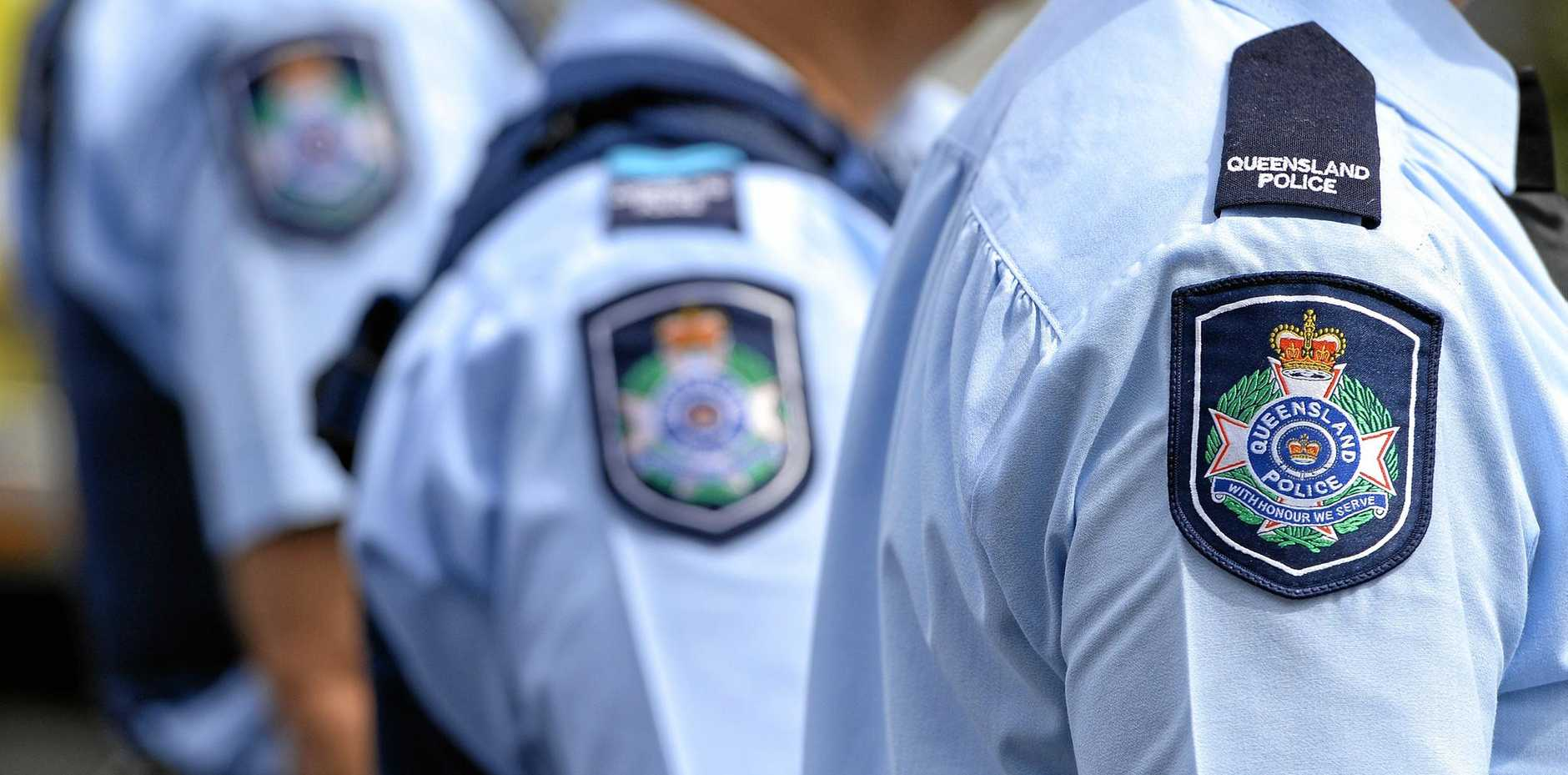 A Mackay police officer has faced court.