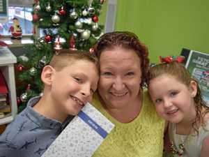 Lucky reader collects $1000 Christmas cash!