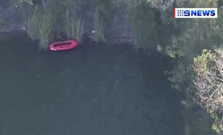 Reports suggest one, a man in his early 20s, disappeared under the water.
