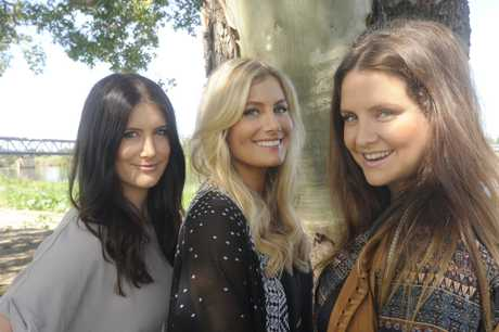 Mollie, Sam and Brooke McClymont will return to Grafton on August 5 for their 10 Years of Hits tour at the Saraton Theatre.