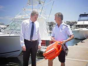 Corindi company makes boating safer