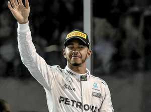 No one can beat Hamilton, says Ecclestone