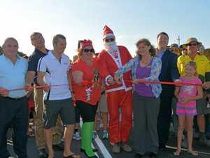 Kingy bridge opens to traffic