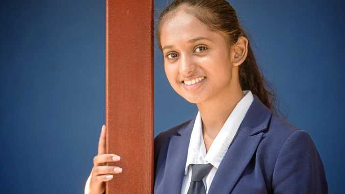 CVAS student Rani Singh scored three Band 6 results in her HSC.