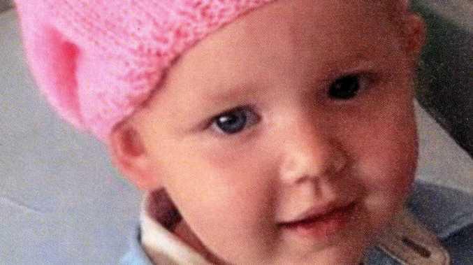 SHOCK DIAGNOSIS: Sophia Billington was diagnosed with rare AML Leukaemia at 22 months of age.