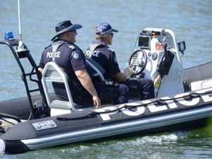 WATCH QTV: Body found during search for missing swimmer