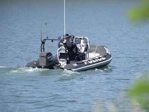 Missing swimmer: Police search