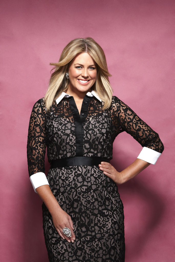 *WARNING EMBARGOED FOR THE GUIDE COVER AUGUST 28* Samantha Armytage hosts the TV series Bringing Sexy Back. Supplied by Channel 7.