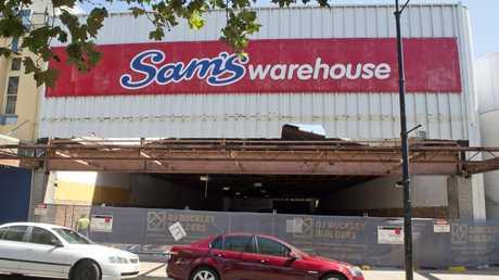 Old Sam's Warehouse