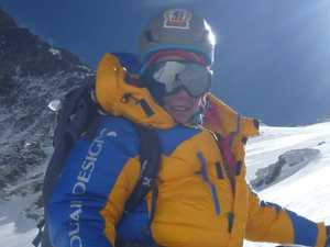 Alyssa Azar will scale Mt Aconcagua this Christmas