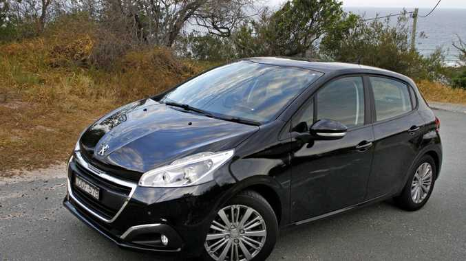 2016 Peugeot 208 Active long-term test car.