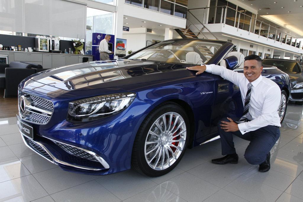 Most Expensive Mercedes >> Sunshine Coast S Most Expensive New Car Delivered Sunshine Coast Daily