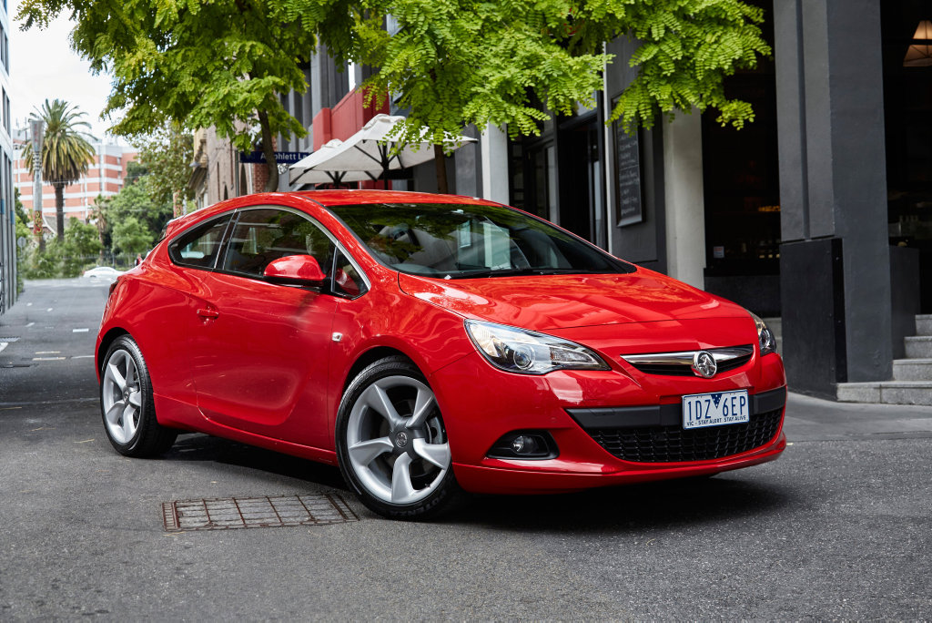 DOING DEALS: Special prices for the older two-door sporty Holden Astra mean it is something of a bargain buy. The GTC Sport can be had for $28,990 drive away with $1000 cash back