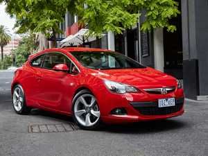 Holden Astra GTC Sport road test and review