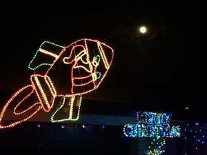 Townsend Christmas lights