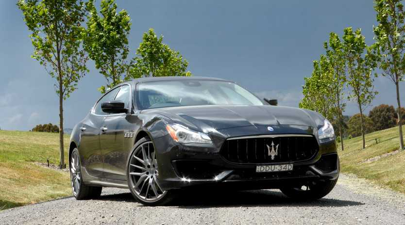 2017 Maserati Quattroporte Gts Road Test And Review