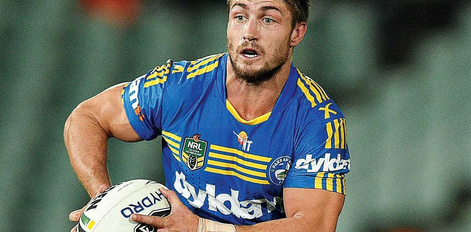 Eels captain Kieran Foran was released from his contract in July to deal with personal issues.