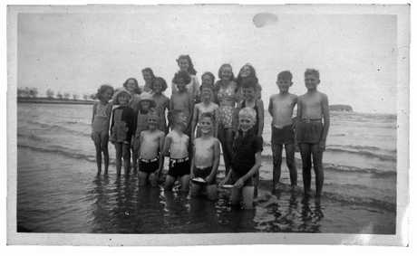 QLD301015Bushkids7: Children soak up the sea air during their stay with BUSHkids at Emu Park. BUSHkids has been helping regional Queensland children receive vital medical care for 80 years. Photo contributed. Photo contributed.