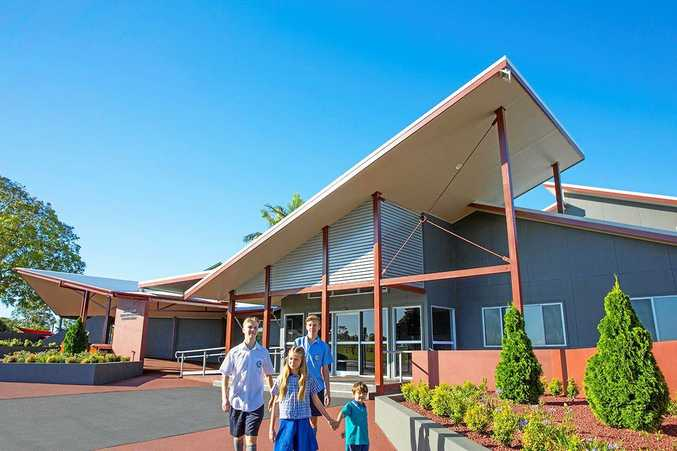 SOLID REPUTATION: Summerland Christian College in Goonellabah.