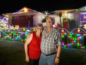 Christmas display winner 'honoured' by choice