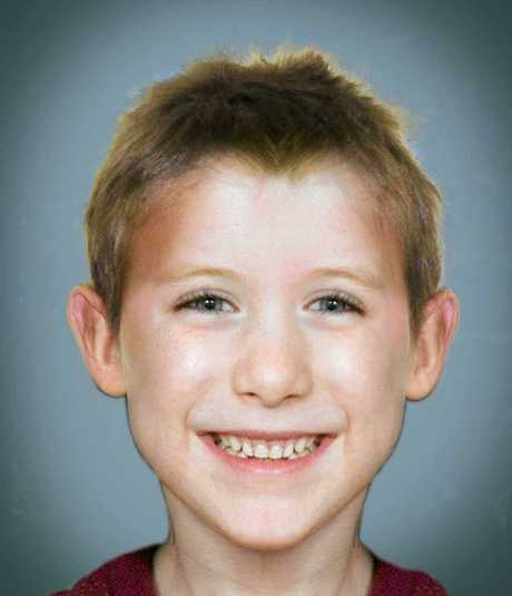 Computer-generated image of missing twin Isabella Watter with short hair as should could look today, almost three years after disappearing from school.