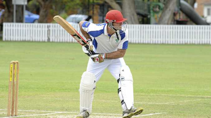 Harwood batsman Geoff Simmons will be hoping his side continues to improve this week against Wanderers